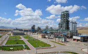افزایش 40 درصدی تولید پلی اتیلن در پتروشیمی مهاباد
